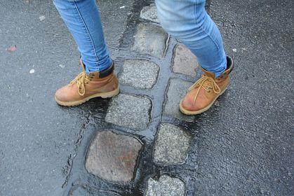 cruzando el muro de BERLIN - Amigos de Panama Jack