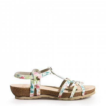 Dori Tropical White Napa Tecno Woman