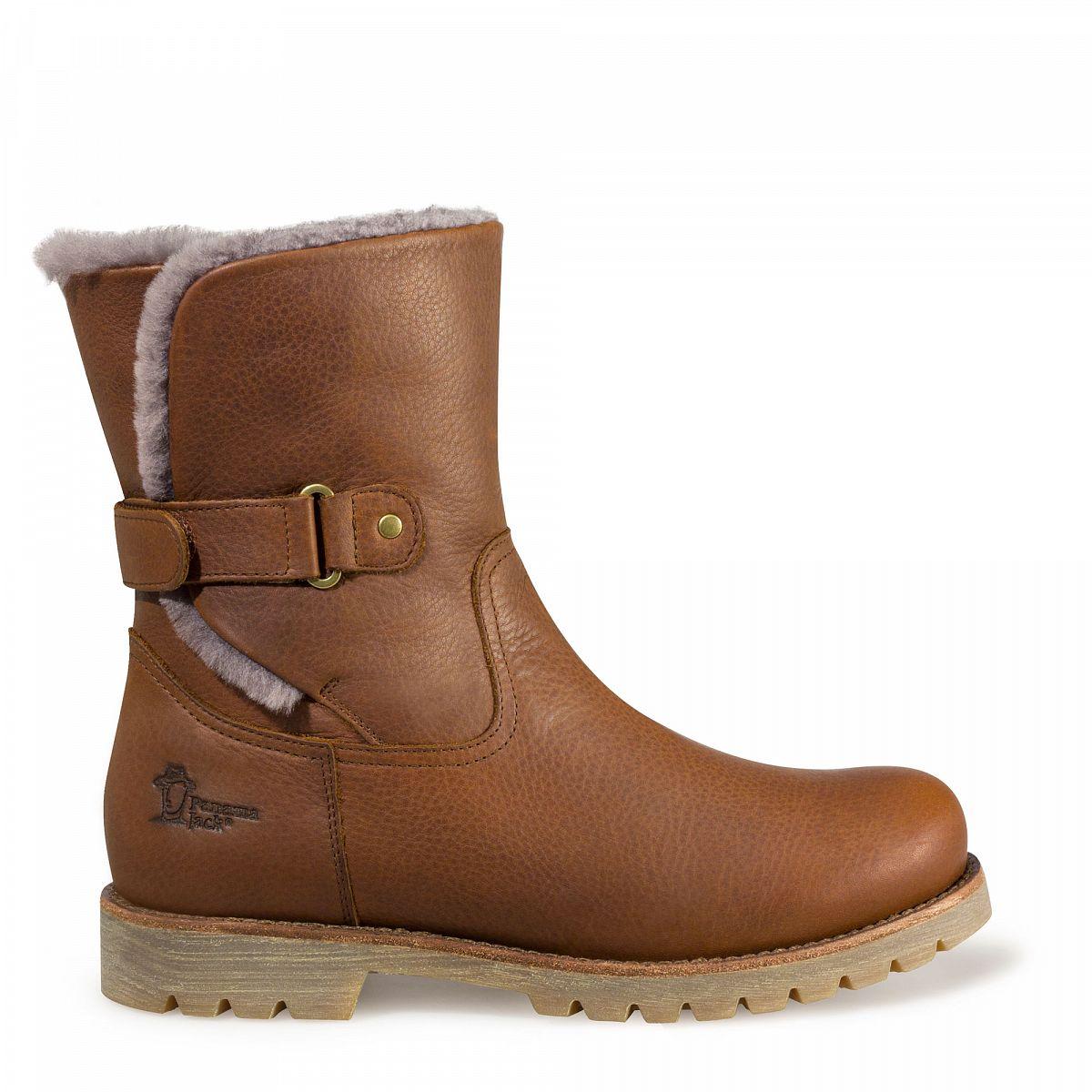 women 39 s boots felia igloo bark panama jack official store. Black Bedroom Furniture Sets. Home Design Ideas