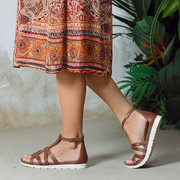 Marisa Cuero Napa Mujer Calzado