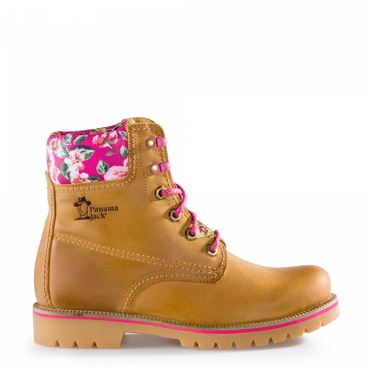 New Panama Jack Singapur Womens Fur Lined Waterproof Leather Boots Size 4